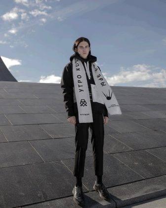 Коллекция одежды Кружок и Музей космонавтики - Stone Forest