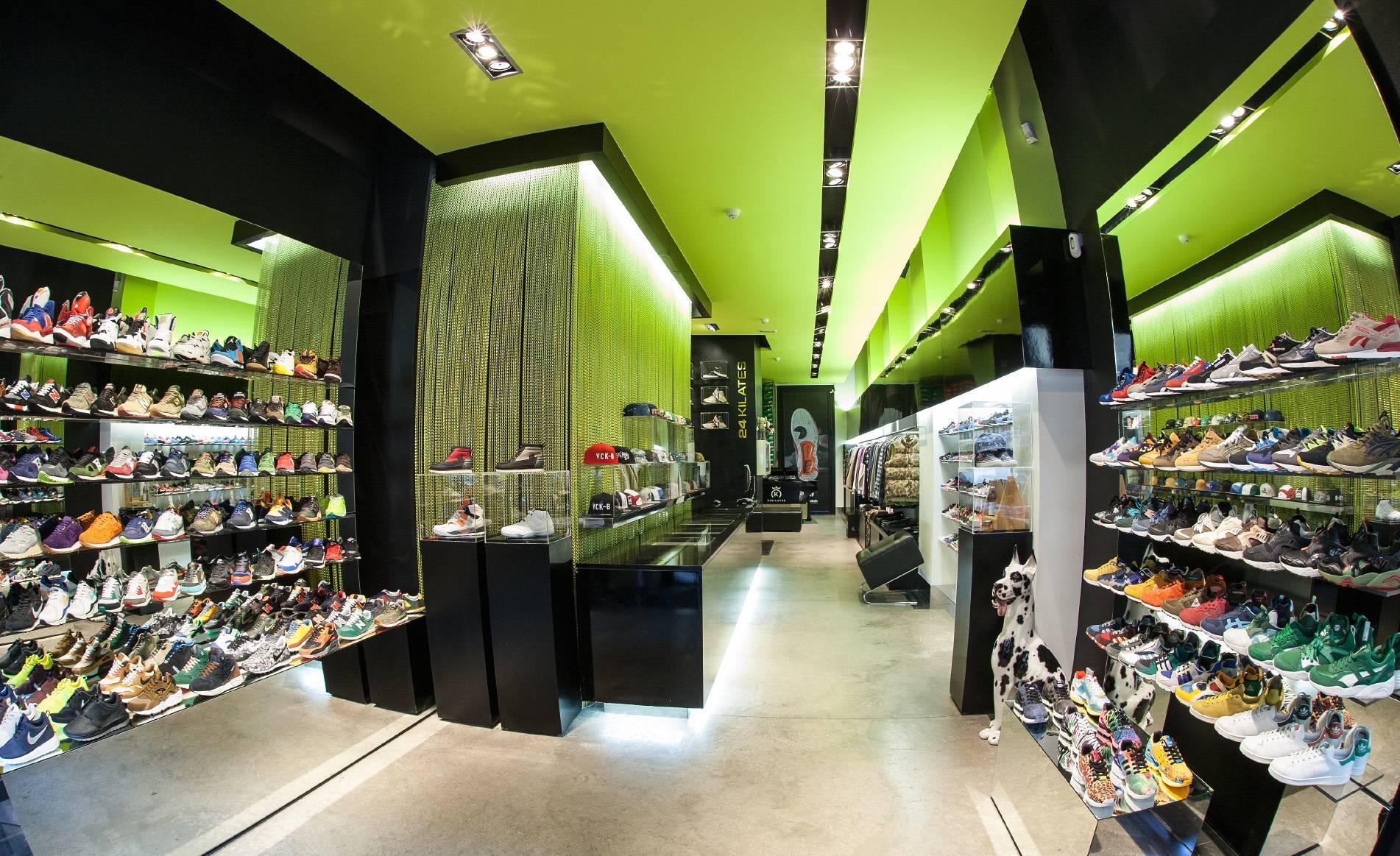 Магазин 24 Kilates — отец-основатель уличной моды в Барселоне