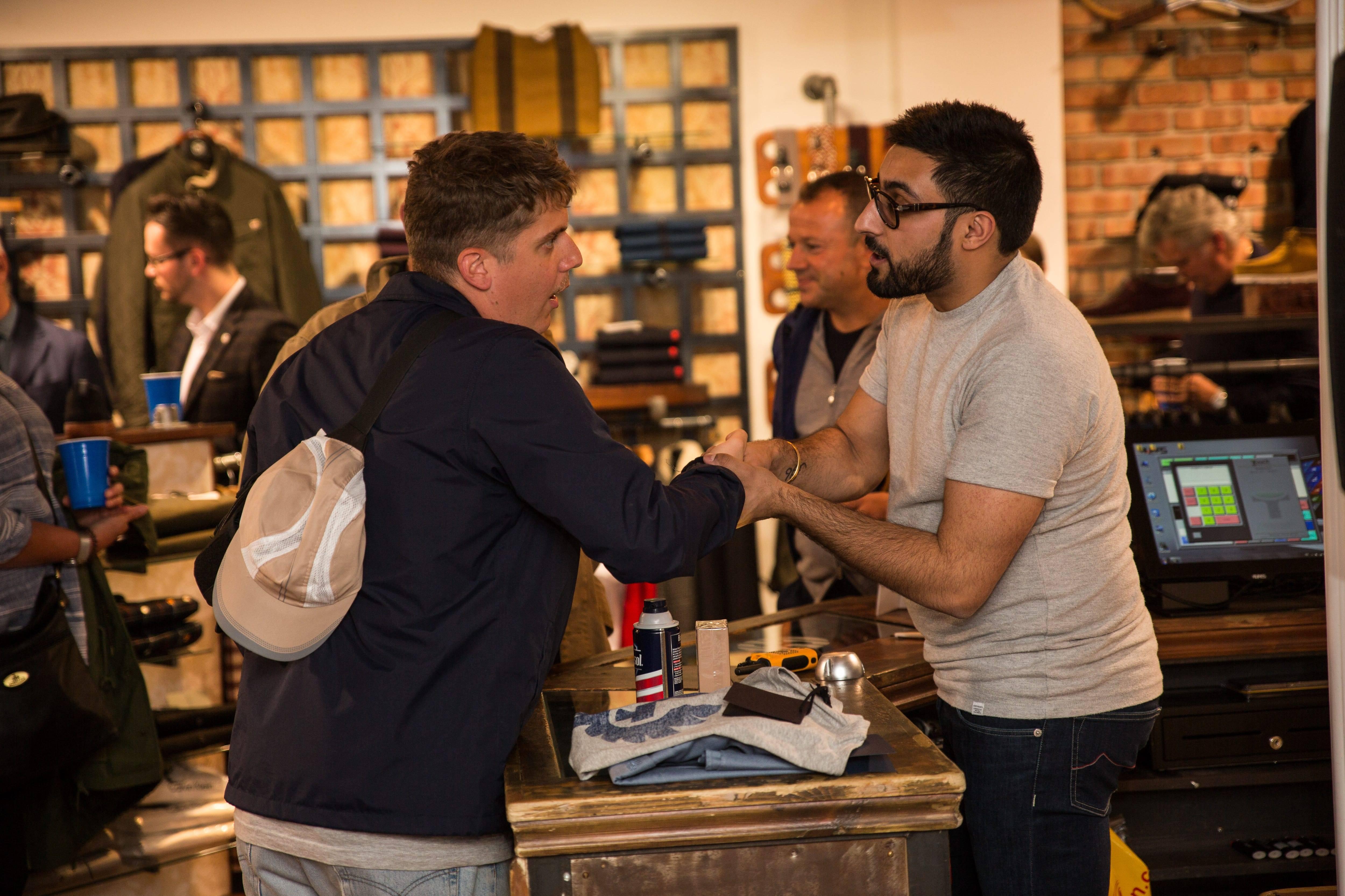 Магазин Stuarts London — от ателье до онлайн-гиганта за 51 год
