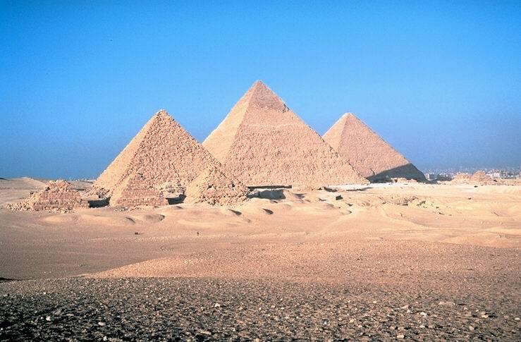 Большая Пирамида Хеопса - Stone Forest
