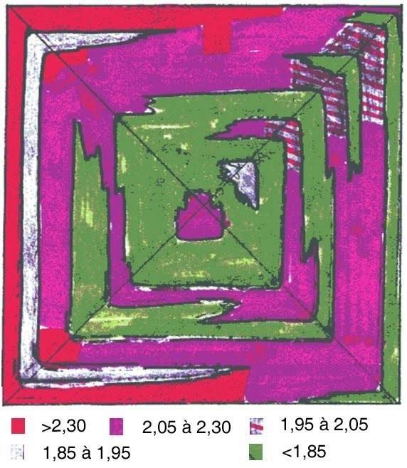 Пирамида Хеопса рисунок - Stone Forest