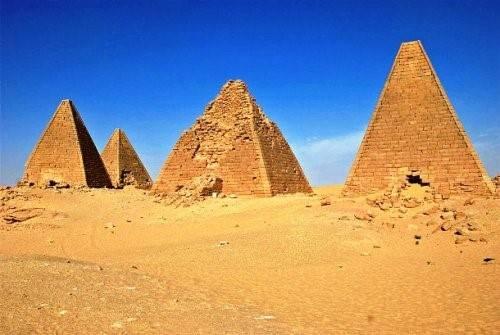 Пирамида Хеопса фотография - Stone Forest