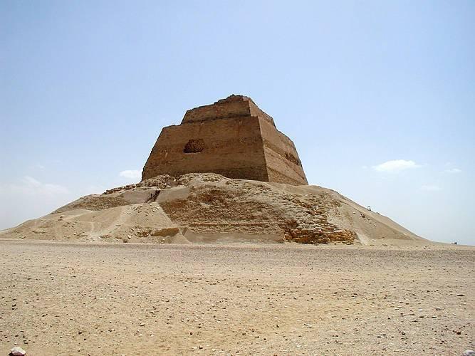 Пирамида Хеопса в Египте - Stone Forest