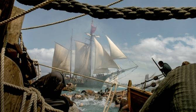 Пиратское судно - Stone Forest
