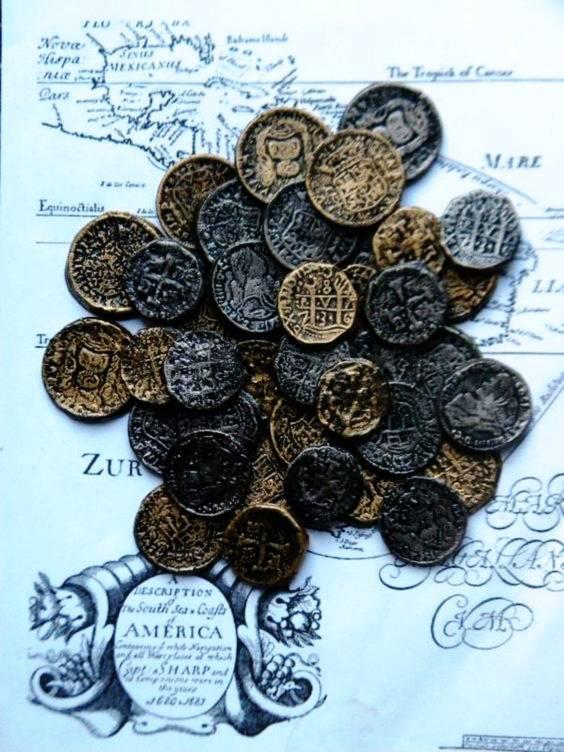 Пиратское богатство - Stone Forest