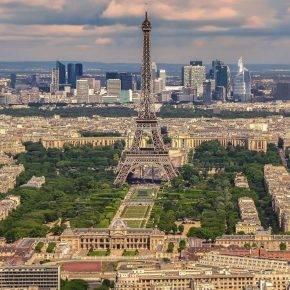Город Париж ПСЖ - Stone Forest
