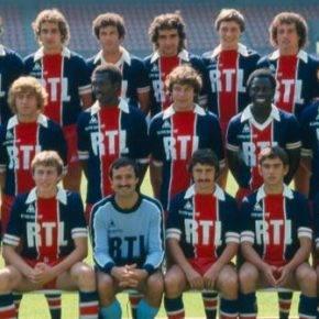 Клуб ПСЖ 1980-е годы - Stone Forest