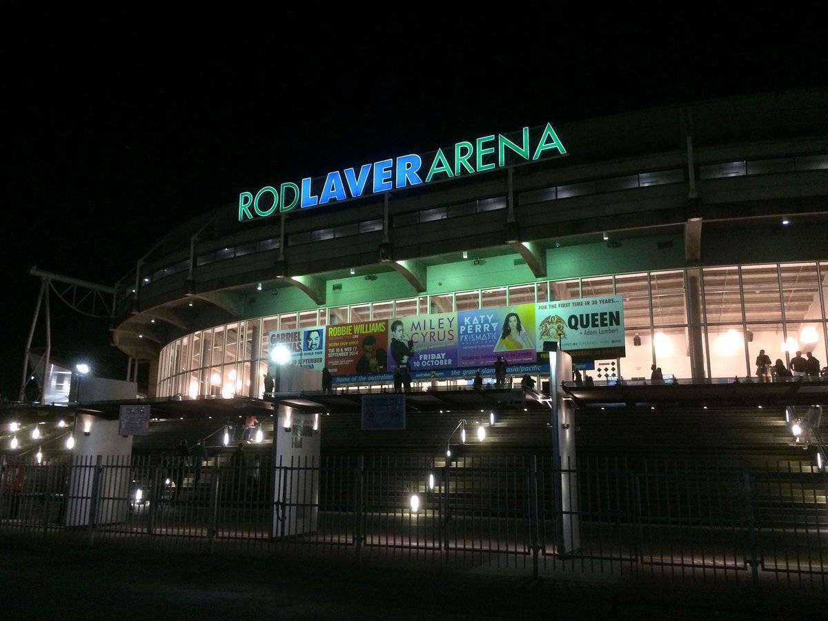 Род Лейвер - живая легенда тенниса