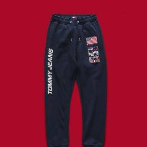Штаны Tommy Jeans Outdoors - Stone Forest
