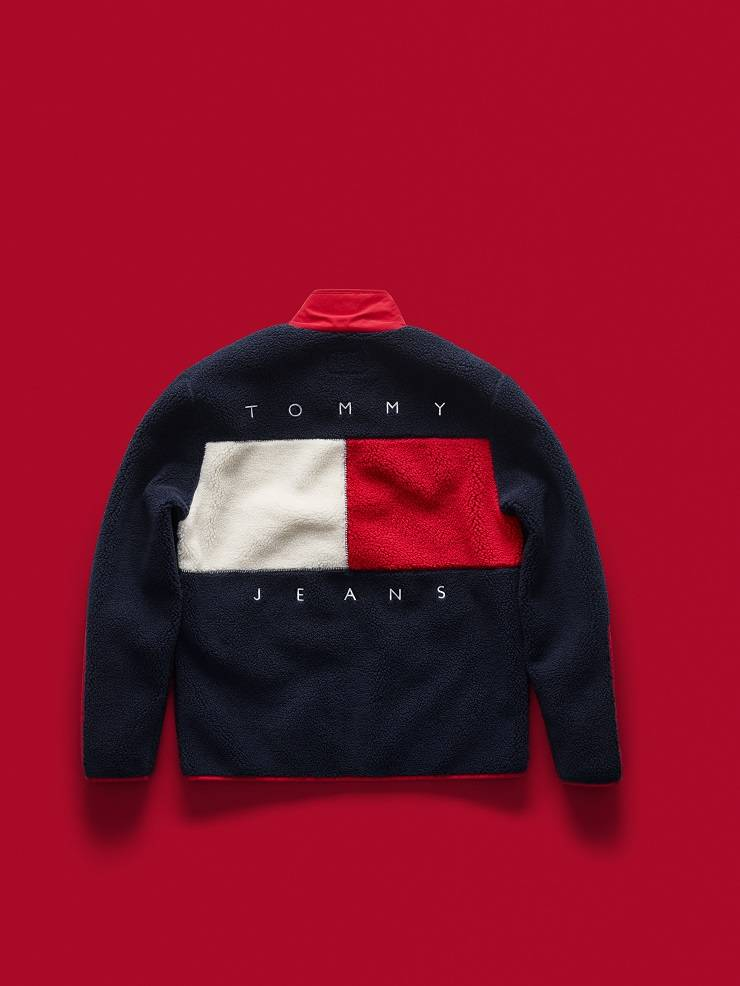 Tommy Jeans Outdoors 2018 - Stone Forest