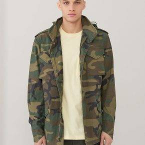 Модель Alpha Industries M65 - Stone Forest