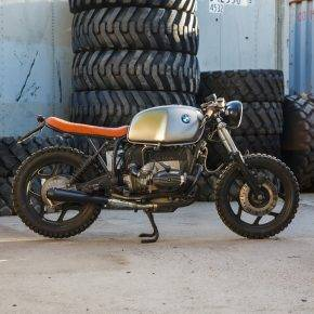 BMW R100 RS - Stone Forest