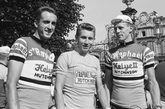 Велоспорт Жак Анкетиль - Stone Forest