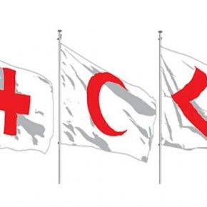 Красный крест, красный полумесяц, красный бриллиант - Stone Forest