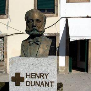 Международный комитет красного креста Анри Дюнан - Stone Forest