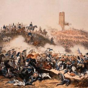 Битва при Сольферино - Stone Forest