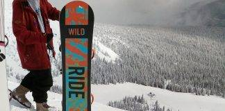 Ride Snowboards - Stone Forest