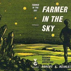 Farmer in the sky Роберт Хайнлайн - Stone Forest