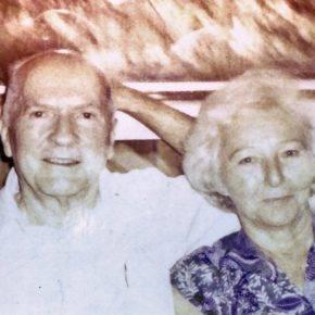 Роберт Хайнлайн с женой - Stone Forest