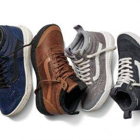 Релиз Vans All Weather MTE - Stone Forest