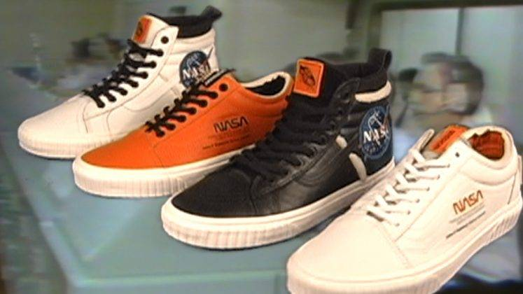 Обувь Vans Space Voyager - Stone Forest