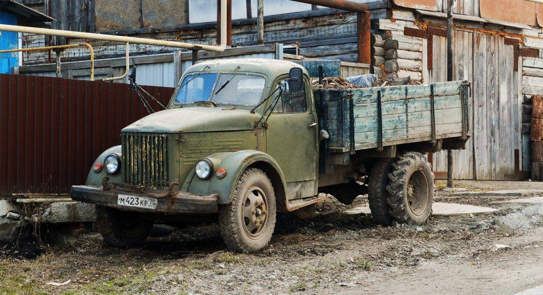 Автомобиль Газ 51 - Stone Forest