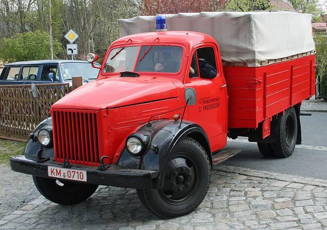 Газ 51 Пожарная - Stone Forest
