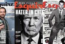 esquire мужской журнал