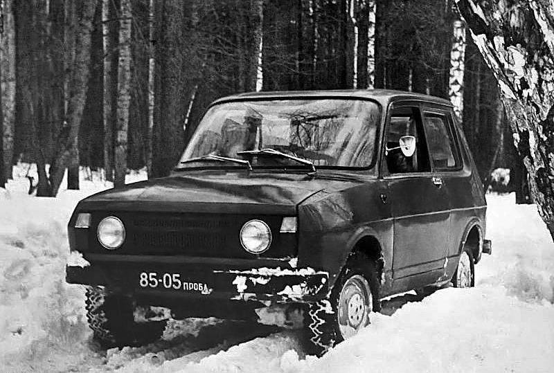 Автомобиль ИЖ-14 - Stone Forest