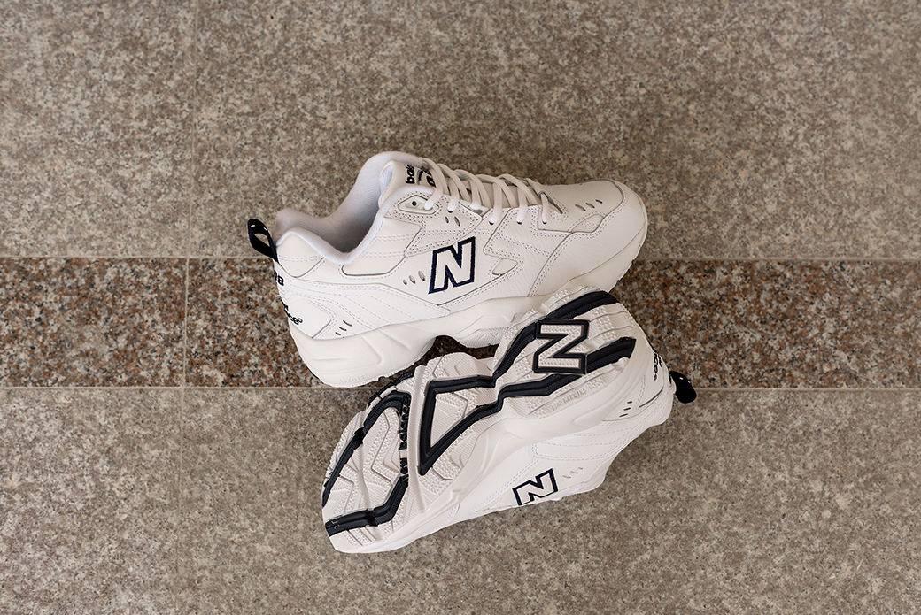 кроссовки nb 608