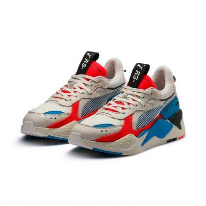 Кроссовки PUMA RS-X Reinvention - Stone Forest
