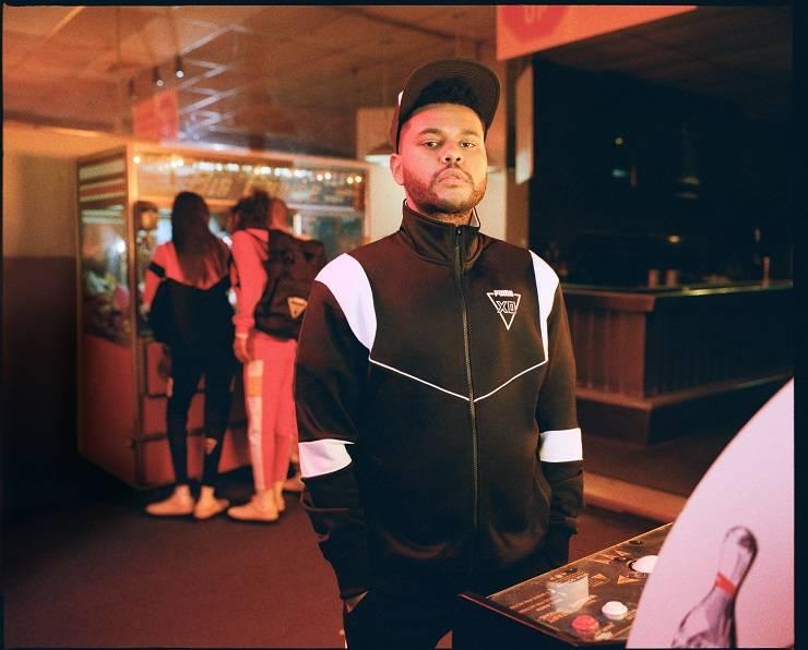 PUMA x The Weeknd XO Terrains - Stone Forest