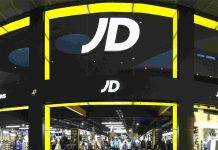 jd sports британский ритейлер модной одежды