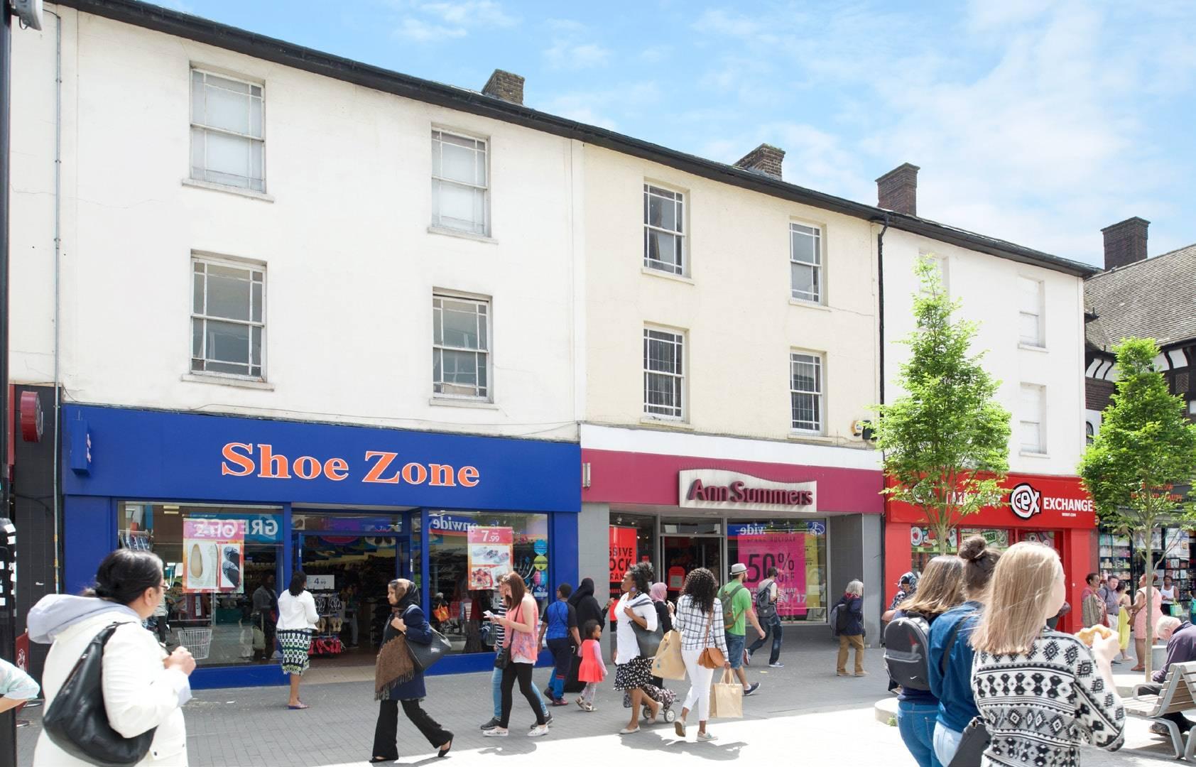 Ритейлер Shoe Zone — империя из 519 магазинов
