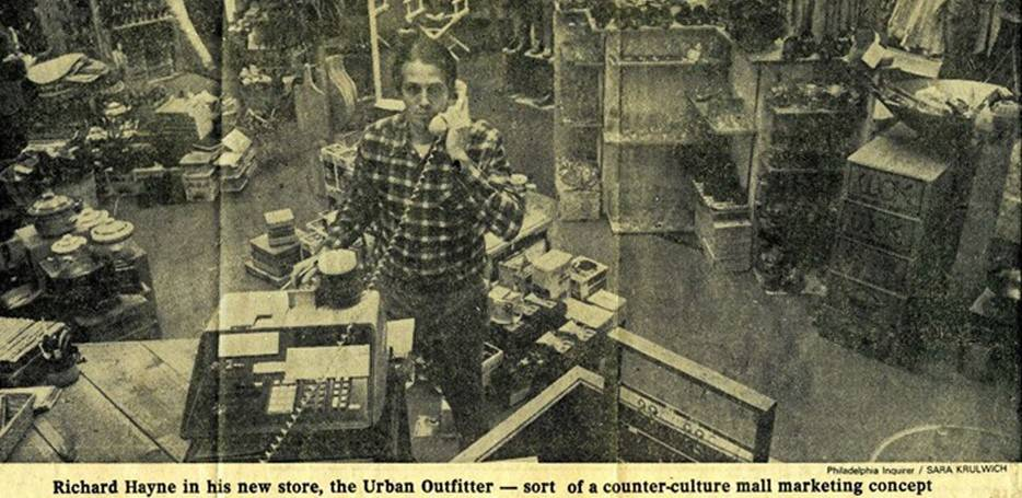 Скотт Белеар Urban Outfitters Inc