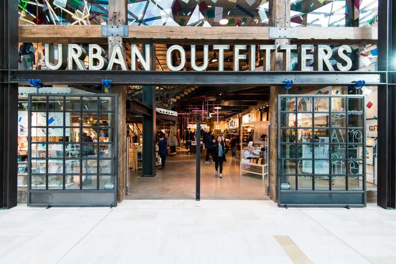 магазины Urban Outfitters