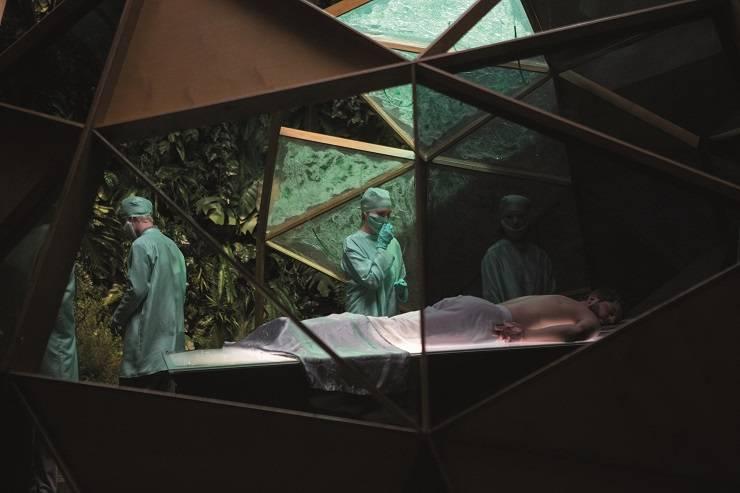 Фильм Апгрейд 2018 - Stone Forest