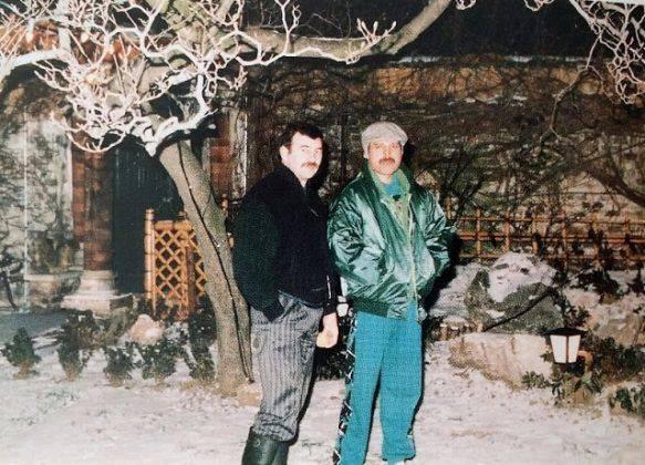 Фредди Меркури и Джим Хаттон - Stone Forest