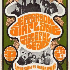 Постер Grateful Dead - Stone Forest