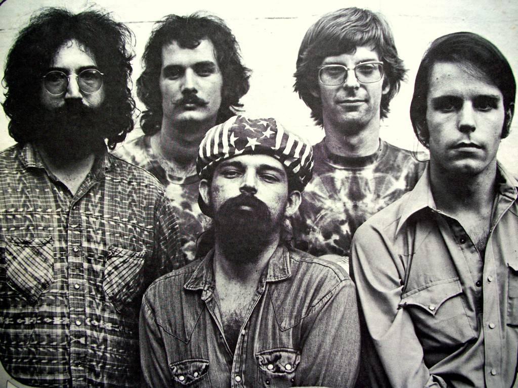 Группа Grateful Dead - Stone Forest