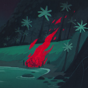 Рассказ Повелитель мух Уильям Голдинг - Stone Forest