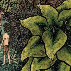 История Повелитель мух Уильям Голдинг - Stone Forest