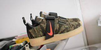 Nike x Carhartt WIP - Stone Forest