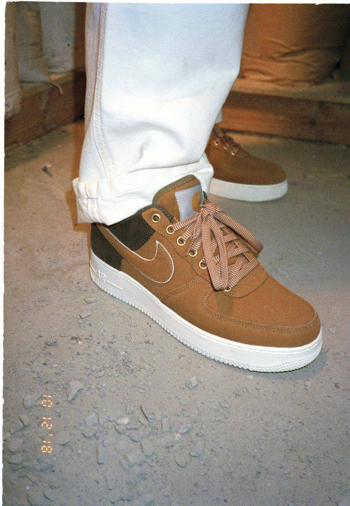 Купить Nike x Carhartt WIP - Stone Forest