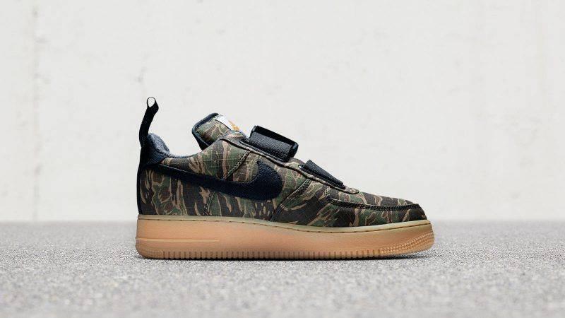 Обувь Nike x Carhartt WIP - Stone Forest
