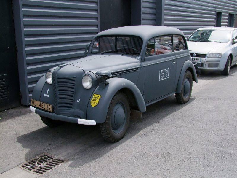 Авто Opel Kadett K38 - Stone Forest