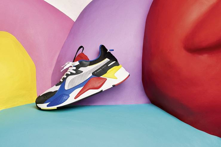 Puma RS-X Toys - Stone Forest
