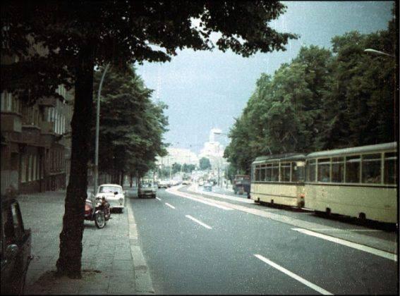 Социалистический Берлин 1970 - Stone Forest