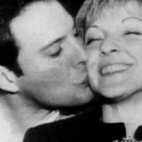 Любовь Фредди Меркури и Мэри Остин - Stone Forest