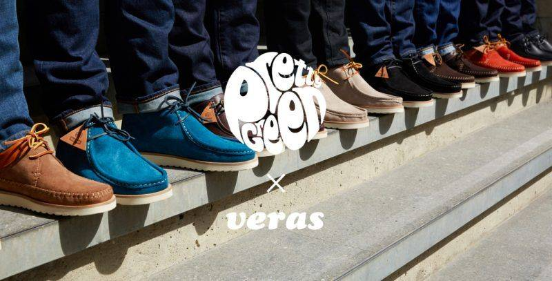 Pretty Green x Veras - Stone Forest